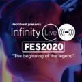 """CG×VR×音楽フェスの令和新体験!『Infinity Live FES2020″The beginning of the legend""""』が12月12日,13日に開催!"""
